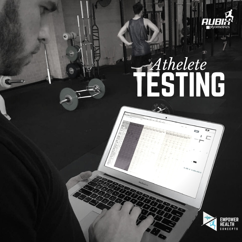 athlete testing empower health concepts exercise